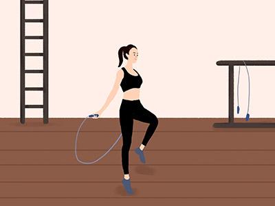 跳绳的好处 跳绳对身体的影响