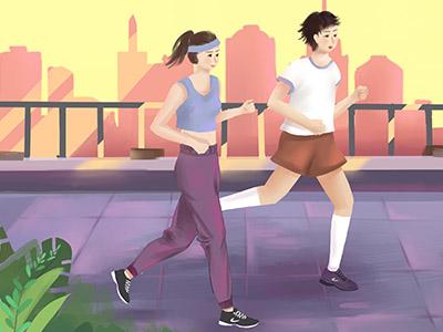 跑步的好处 跑步对身体的益处