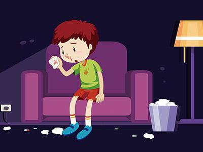 小孩流鼻血是什么原因 小孩鼻子出血7种原因